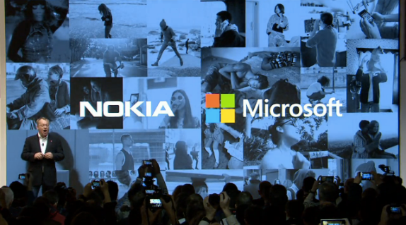 Nokia×Microsoft