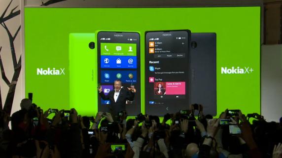 NokiaXandX+